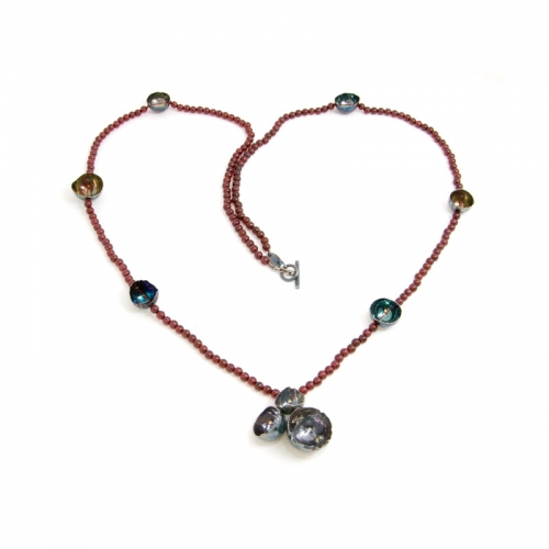 Schalenkette, Granat